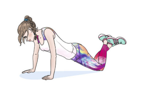 Mon challenge body : 10 exercices pour transformer ma silhouette